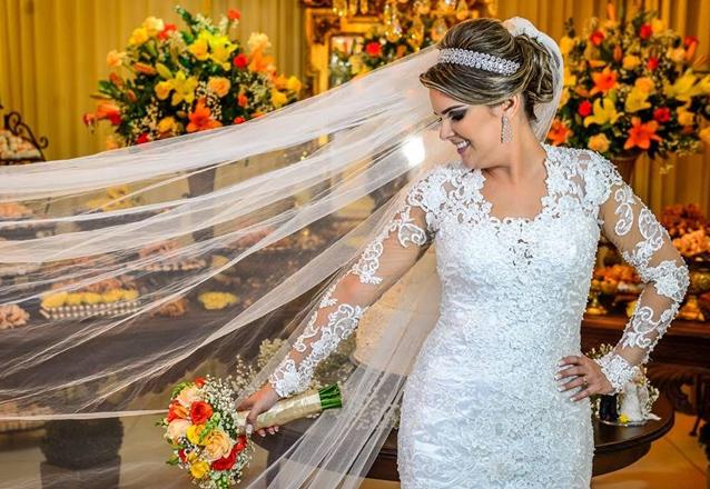 Aluguel De Qualquer Vestido De Noiva