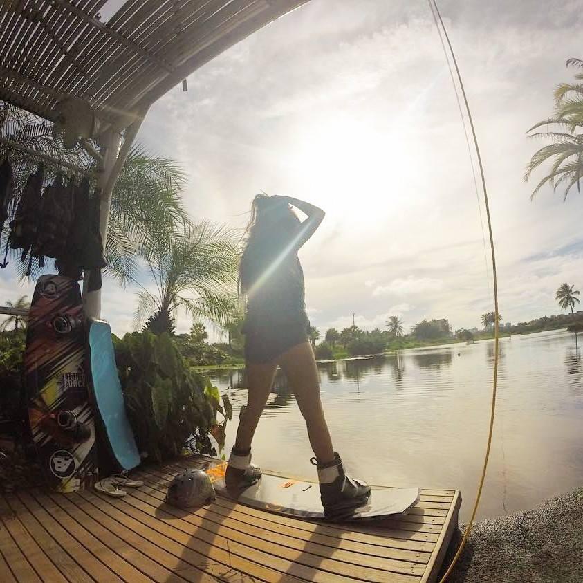 30 min de Stand Up Paddle (SUP) com equipamentos e Instrutor de R$35 por R$22,75