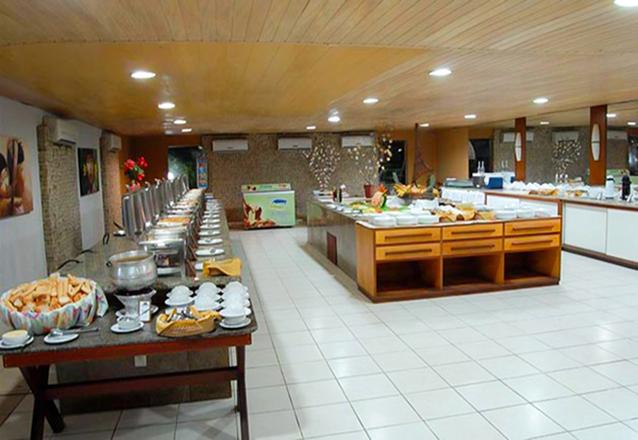 2 diárias com check in em qualquer dia em Chalé Junior Jardim + café da manhã para 2 pessoas e 1 criança de até 5 anos de R$542 por R$428