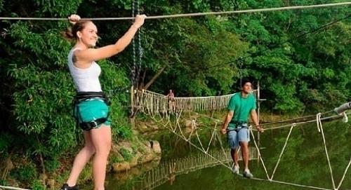 O iPark espera você e o seu paizão no dia 13/08 para viverem grandes aventuras no Maior Parque de Aventura do Ceará! 1 Ingresso de entrada + 1 Passeio de Pedalinho no lago por R$19,50