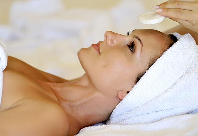Limpeza de pele + Extração + Máscara + Fotoproteção de R$70 por apenas R$39,99