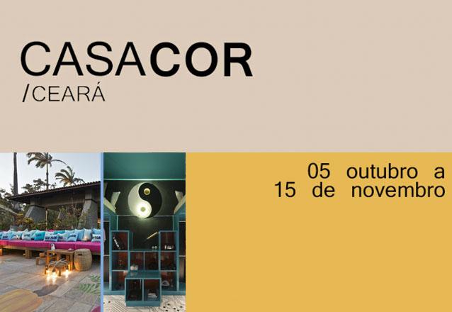 A maior e mais completa mostra de arquitetura das Américas já começou, aproveite! Ingresso Inteira da CASA COR CEARÁ 2017 de R$44 por R$22. Oferta limitada!