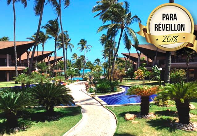 Réveillon em grande estilo! 3 diárias em Flat para até 6 pessoas e 2 crianças até 7 anos por R$3999 no Cumbuco Dream Beach Luxury Condo