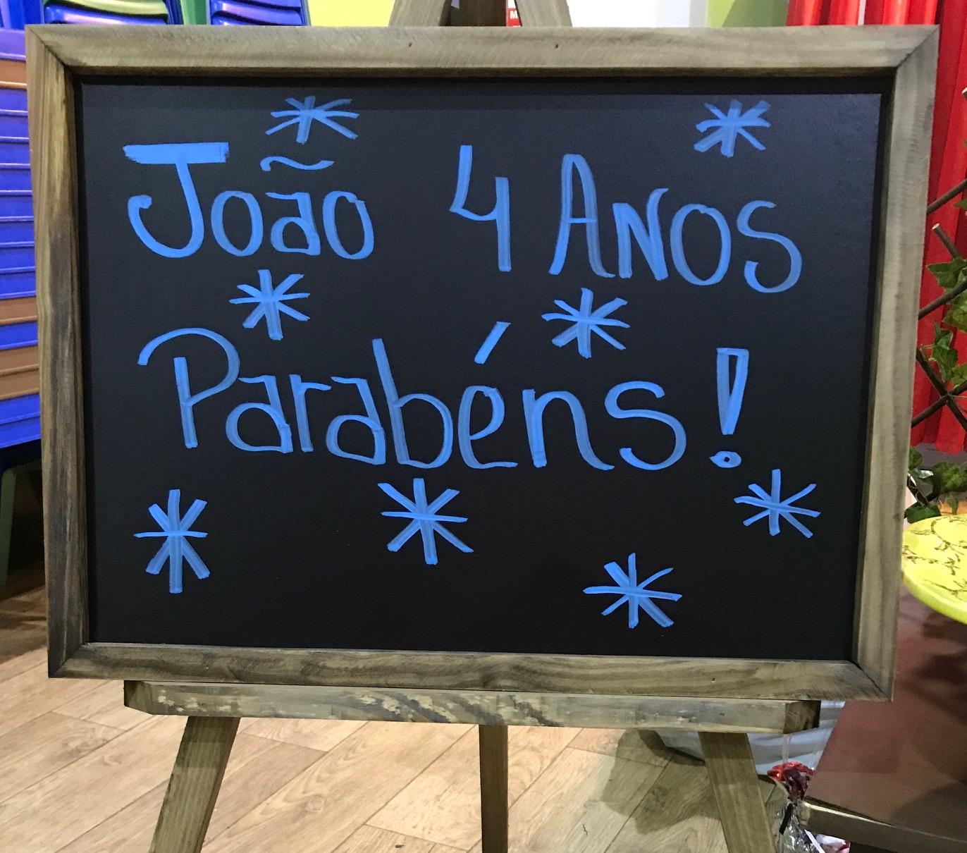 Relâmpago: 2h de Festa Completa para 25 pessoas por R$2.100