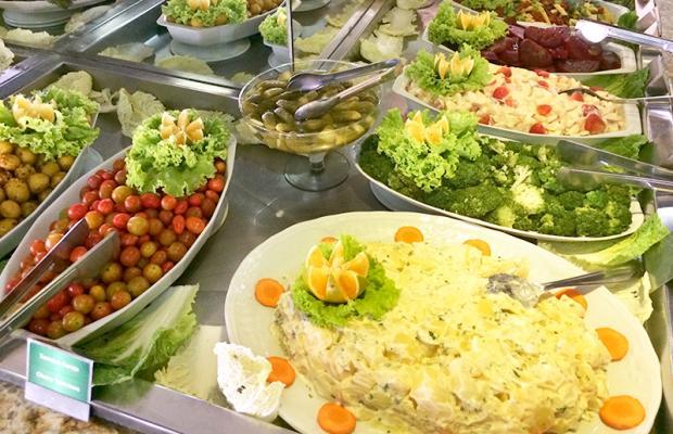 Rodízio de Carnes + Buffet para 1 pessoa no Jantar de R$39,90 por R$29,90