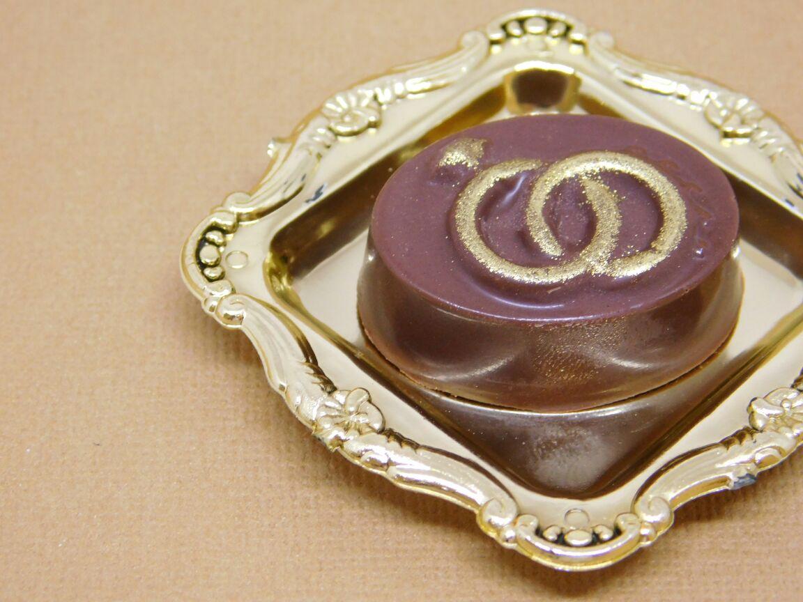 50 Chocolates Finos (mínimo de 25 unidades por sabor) por R$55