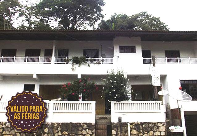 2 diárias para casal (apartamento com 2 quartos, sala, cozinha e varanda) de R$400 por R$198,90
