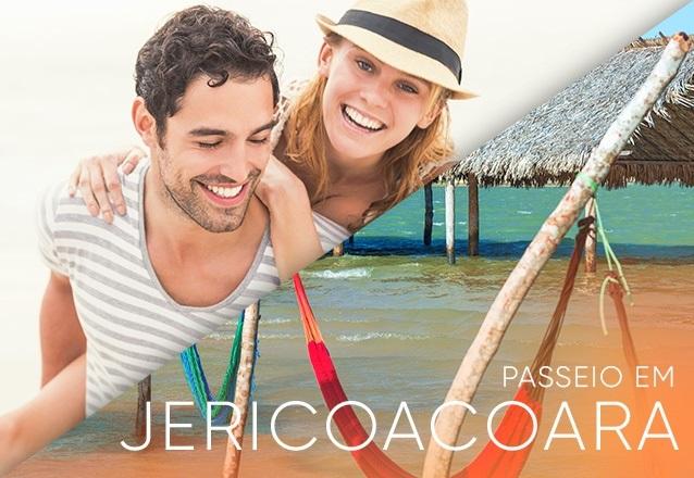 O paraíso em um único dia! Jericoacoara em 01 dia para 1 pessoa com o Pôr-do-Sol e mais passeios por R$119,90 com a Caasi Turismo