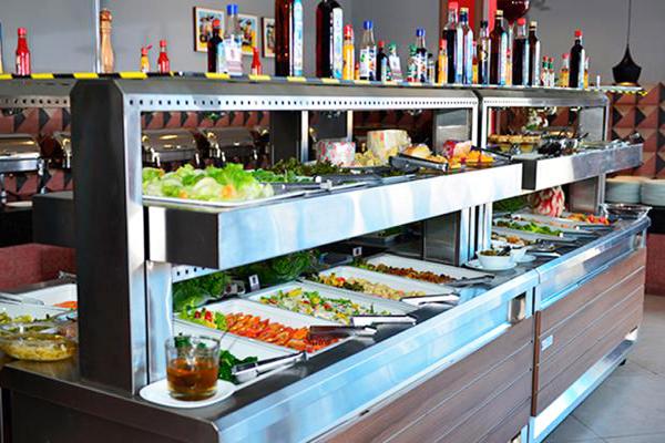 Rodízio de Carnes + Buffet para 1 pessoa no Almoço (segunda a quarta) por R$29,90