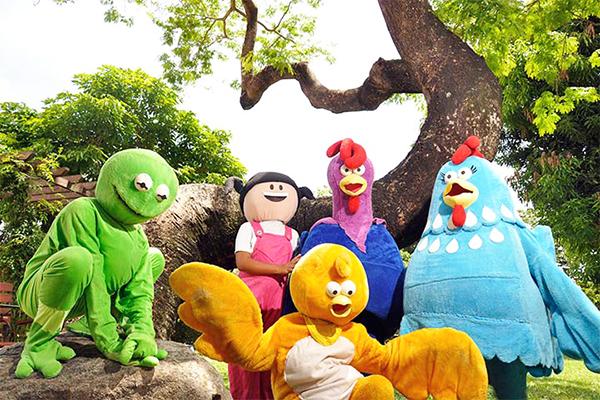 Carnaval: Ingresso para 1 Criança (sem fantasia) de R$20 por R$10