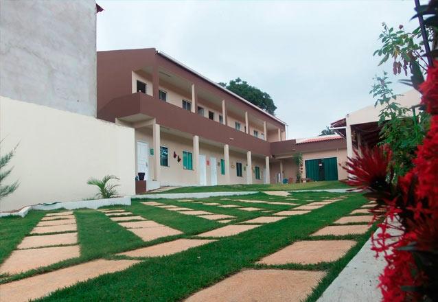 Tempo de curtir as belezas de Ubajara! 2 diárias para 2 pessoas e 1 criança de até 8 anos + café da manhã por R$249,90 na Pousada do Major