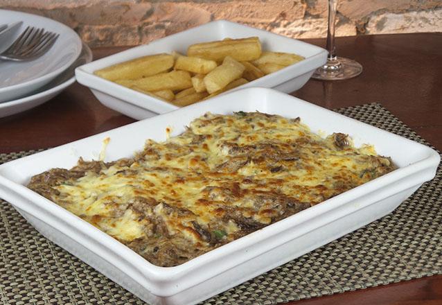 Almoço: 1/2 Carne de Sol Sertaneja para 2 pessoas de R$70 por R$42