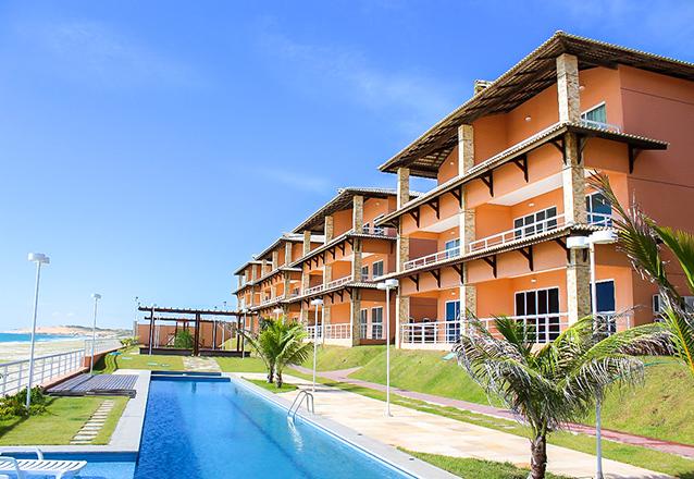 1 diária para casal e 1 criança de até 6 anos em Apartamento Mobiliado de R$420 por R$259