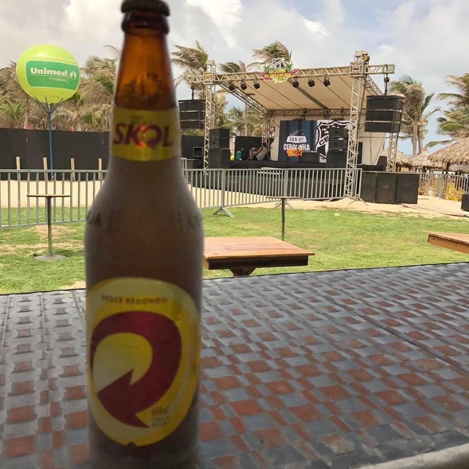 Tilápia Frita para 2 pessoas + 1 Cerveja + 1 Pulseira de acesso às piscinas por R$53,90