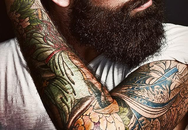 Hora de se tatuar com os melhores profissionais! Crédito em tatuagem de R$200 por apenas R$99 no I Love Tattoo Studio