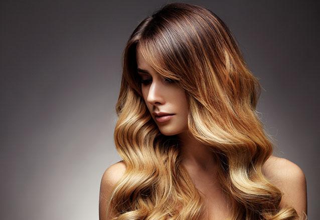 Mechas OU Ombré Hair OU CPR de R$150 por R$69,90