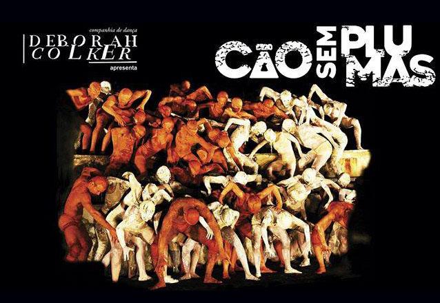 """Cia de Dança Deborah Colker! Ingresso Inteira Plateia Alta para o espetáculo """"Cão Sem Plumas"""" no Teatro RioMar de R$120 por apenas R$58"""