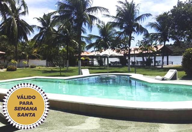 Lagoa do Banana no feriado é tudo que você precisava! 2 diárias para casal e 1 criança + café da manhã por R$399