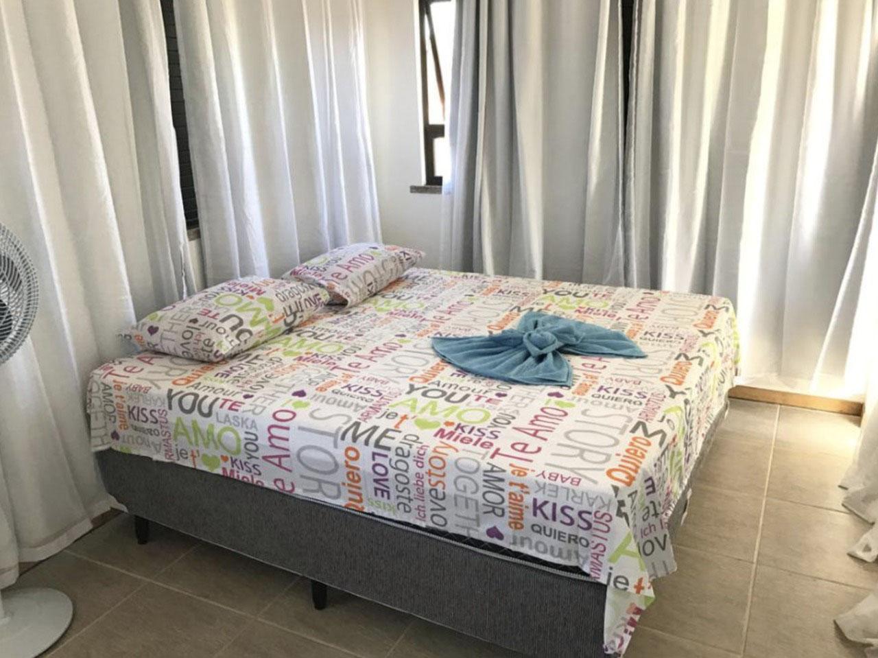 2 diárias em Flat para até 6 adultos e 2 crianças até 7 anos de R$920 por R$790