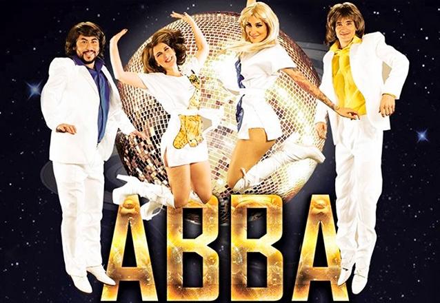 """Grupo argentino se apresenta em Fortaleza! Ingresso Inteira Plateia Ouro para o espetáculo """"ABBA Mamma Mia Tribute Show"""" por R$40 no Espaço Jangada"""