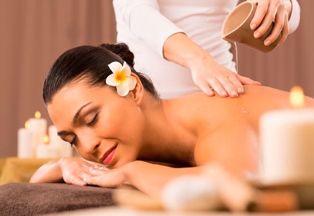 Massagem Relaxante de 50min de R$60 por R$35
