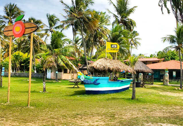 Aproveite as belezas de Flecheiras na Vila Mandarina! 2 diárias com café da manhã para casal de R$540 por apenas R$399