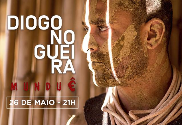 """Você que gosta de um bom samba, vai amar esse show! 01 Ingresso Inteira Plateia Alta para o show """"Diogo Nogueira - Munduê"""" no Teatro RioMar por R$90"""