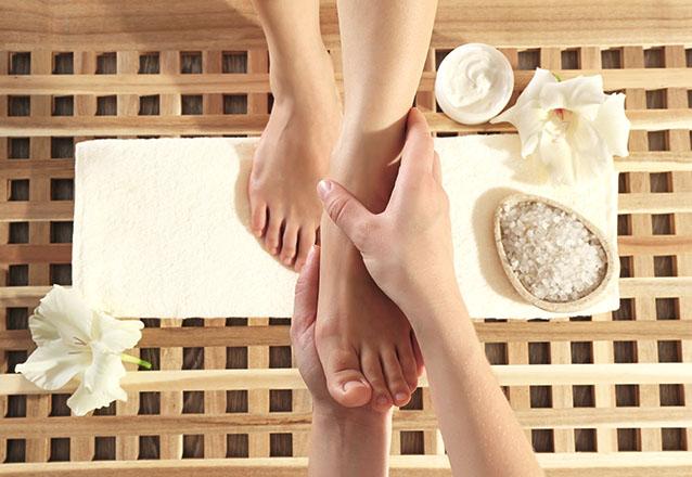 50 minutos de Drenagem Linfática ou Massagem Relaxante de R$80 por R$39,90