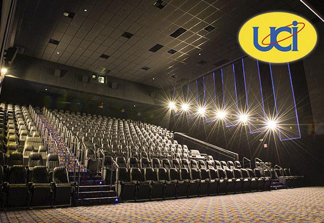 Seu melhor filme no cinema com Super Desconto! Ingresso Inteira Sala 2D - válido para todos os dias e horários de R$27 por R$17,70 na UCI Cinemas - Shopping Iguatemi ou Parangaba.