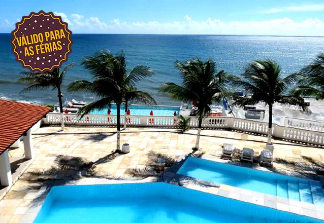 Tilápia frita para 3 pessoas + Bônus: 2 pulseiras de acesso às piscinas o dia todo de R$99,90 por R$59,90