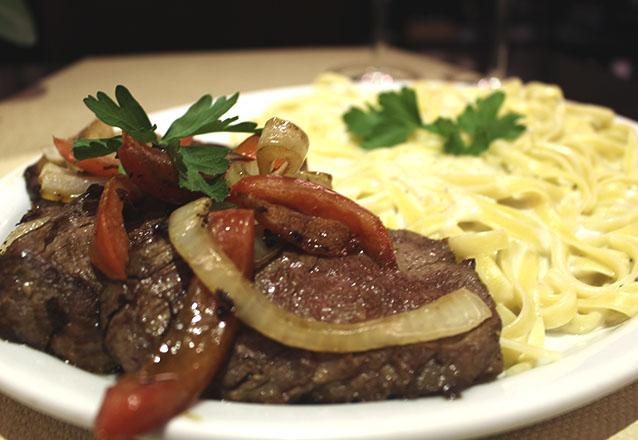 Polpetone de Carne para até 3 pessoas de R$109 por R$76