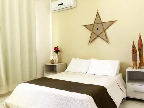 2 diárias (domingo a sexta) em Apartamento de 1 quarto para 2 pessoas de R$598 por R$299