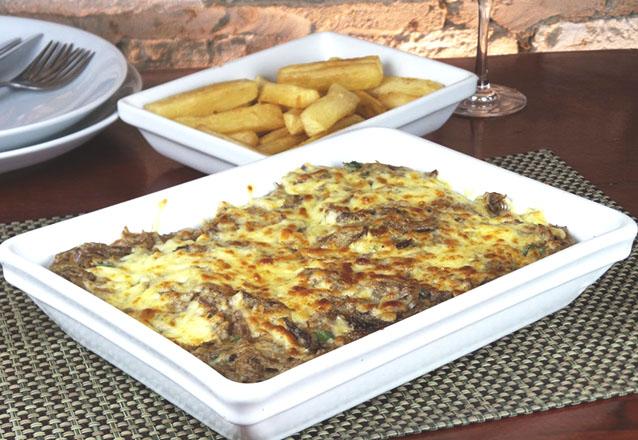 Meia Carne de Sol Sertaneja para 2 pessoas de R$70 por R$66