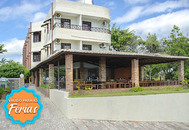 Férias no hotel que é sucesso no Barato: Hotel Platô! 2 diárias para casal e 1 criança + café da manhã por R$299. Cupons limitados!