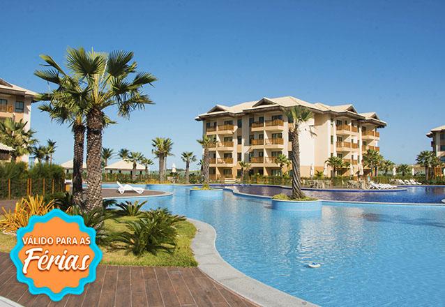 VG Sun Cumbuco nas férias! A Escala Imóveis Cumbuco oferece 2 diárias em apartamento para até 4 pessoas por apenas R$399