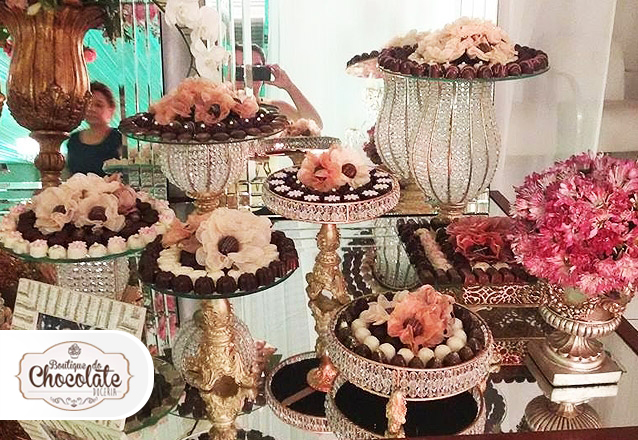100 chocolates de R$120 por R$70