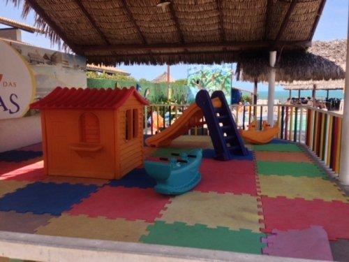 Aproveite para curtir o Hotel das Falésias em Beberibe! 2 diárias para casal e 1 criança de até 12 anos + café da manhã por apenas R$299