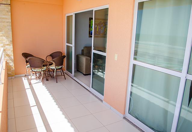 1 diária (check-in domingo a quinta) em Apartamento Mobiliado para casal e 1 criança de até 10 anos de R$420 por R$219