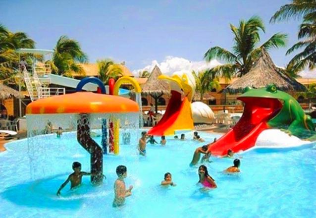 Agosto a Novembro: 2 diárias com All Inclusive em Chalé Jr Jardim para 2 adultos e 1 criança de até 5 anos de R$1.258 por R$935