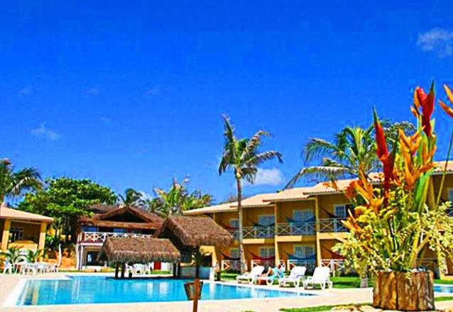 1 diária para casal + café da manhã + Jantar (verificar opções do dia diretamente com o hotel) por R$305