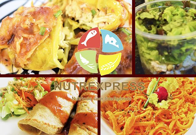 Kit 5 Saladas no Pote (5 unidades de saladas no pote + 5 molhos para saladas) de R$92,50 por R$69,50