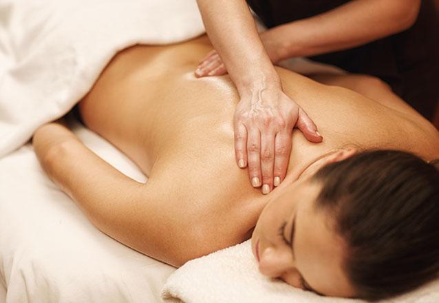 Massagem Modeladora + Argila Terapia facial (40min) de R$90 por R$49,99