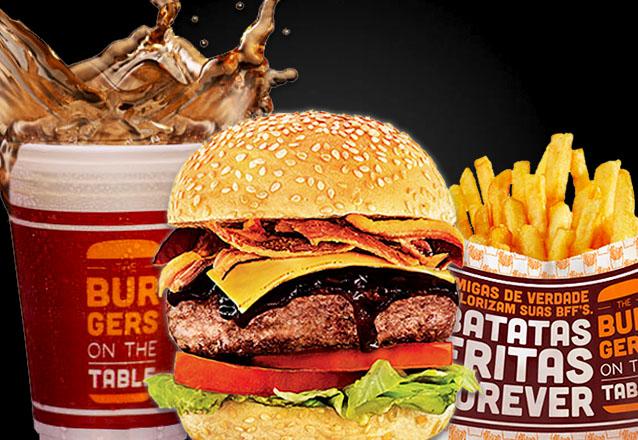 WoW American OU TBOTT Burger
