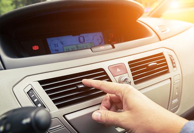 Higienização de Ar Condicionado veicular + Troca de Filtro de R$80 por R$38,90