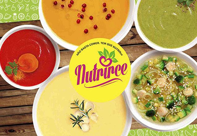Nutrição ao seu dia! Pacote com 10 Sopas Funcionais de 250ml de R$50 por apenas R$45 na Nutrice