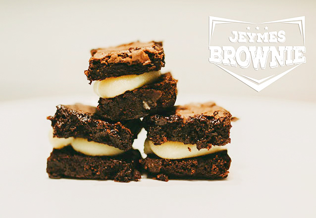 50 mini brownies sem recheio por R$49,90