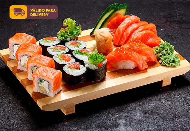 Yakisoba Tradicional com Carne, Frango e Legumes para 2 pessoas de R$33,90 por R$24,90