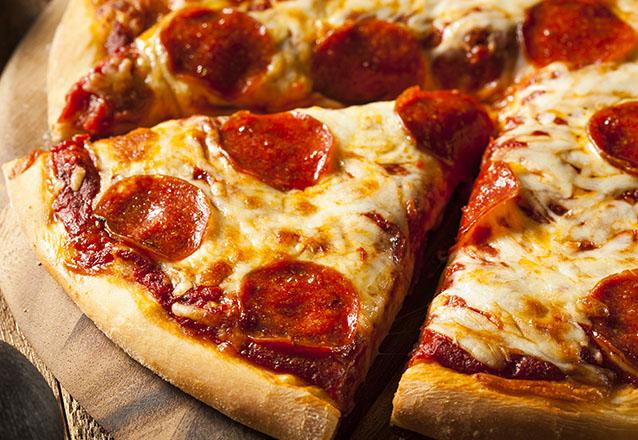 Todo dia combina com rodízio! Rodízio de Pizzas e Massas para 1 pessoa por apenas R$24,50 no The Chef Anthony