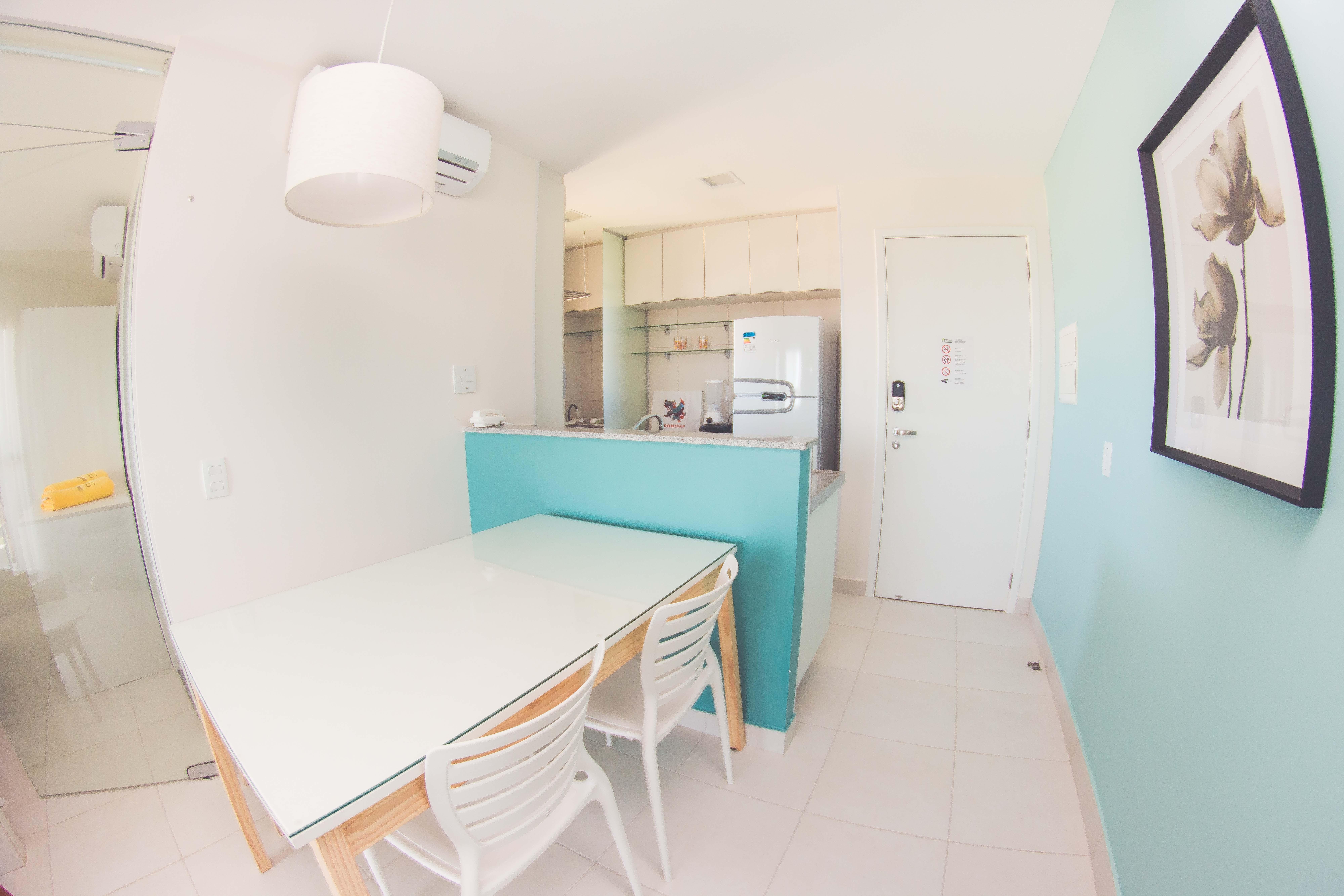 2 diárias em apartamento para até 4 pessoas (adulto ou criança) de R$500 por apenas R$399