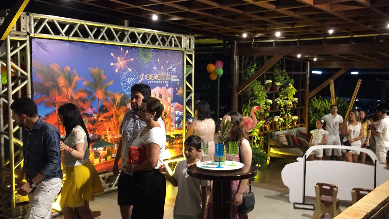 Réveillon Salão Canoa ou Varanda: 1 Ingresso Infantil (crianças de 6 a 10 anos) com R$10 de consumação por R$80